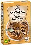 Mondamin Speisestärke Feine zum Kochen und Backen vegan und glutenfrei, 8er-Pack (8x400g)