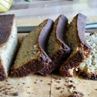 Haselnuss Brot glutenfrei