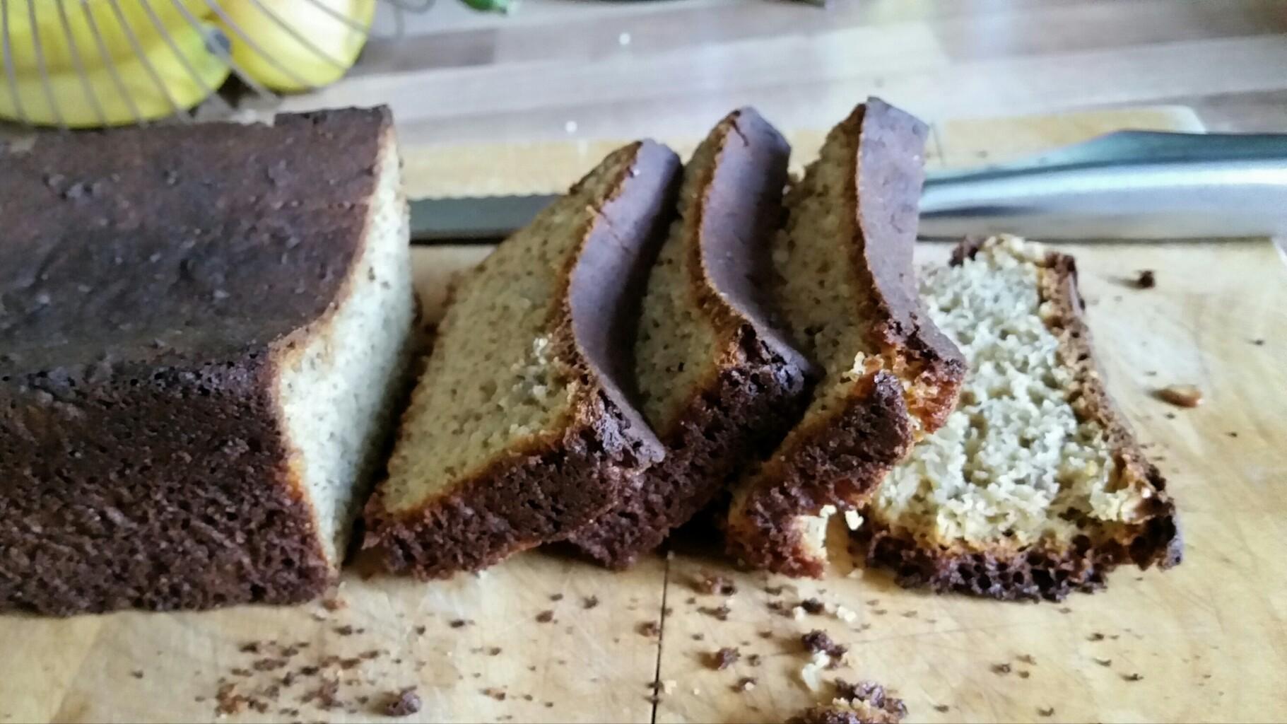 Haselnuss Brot