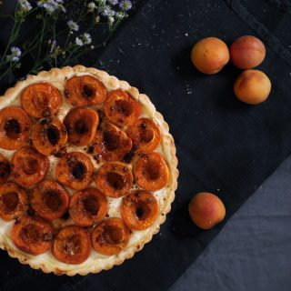Aprikosen Tarte glutenfrei