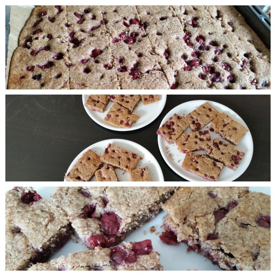 Glutenfreier-Blechkuchen-Collage