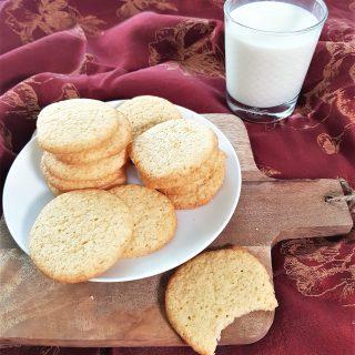 Cheesecake Cookies glutenfrei