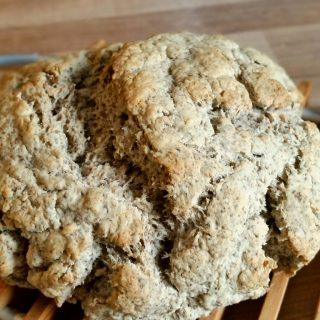 Chia Brot glutenfrei und vegan