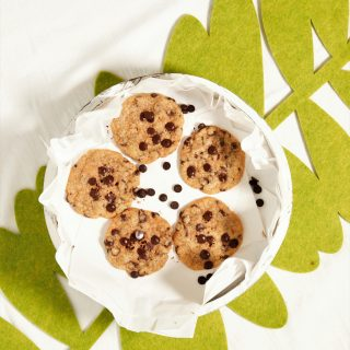 Chocolate Chip Cookies glutenfrei