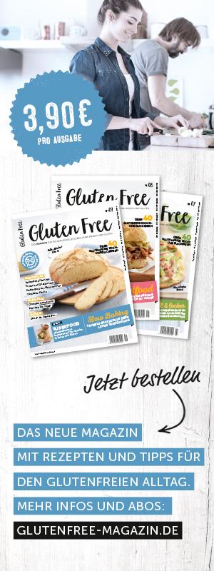 Glutenfree Magazin