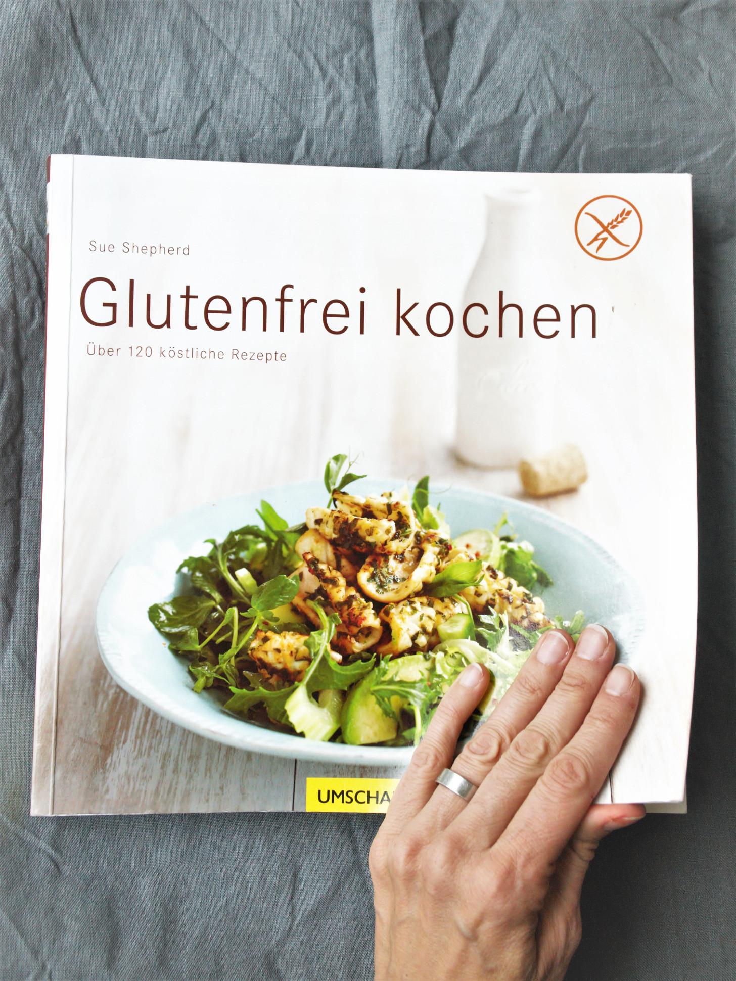 Glutenfrei kochen von Sue Shepherd