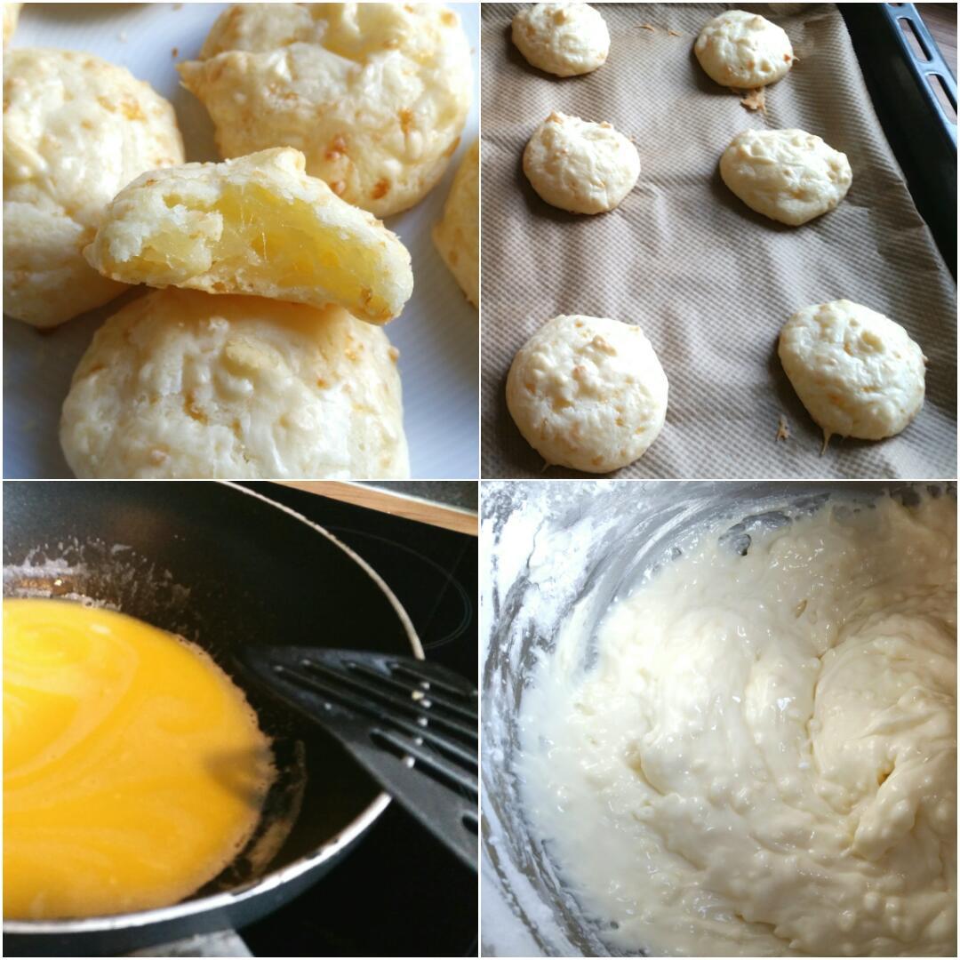 Glutenfreie Käsebrötchen