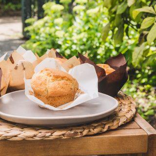 Glutenfreie Muffins Grundrezept