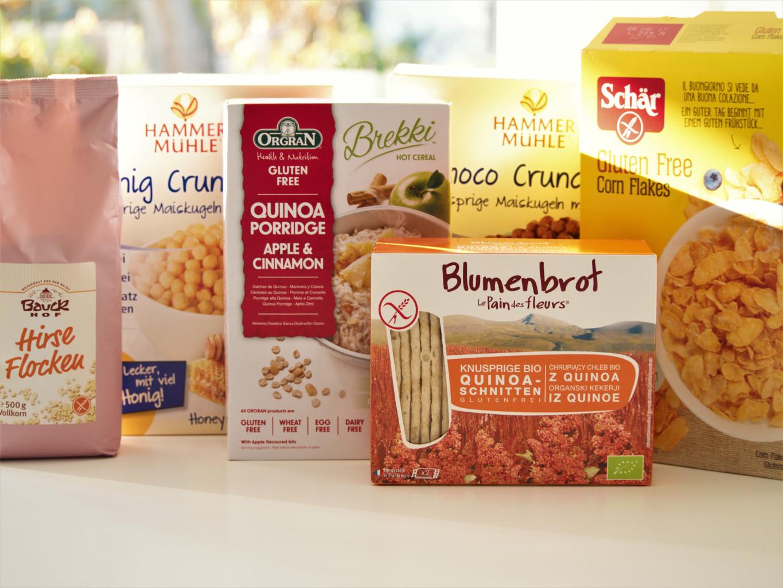 Glutenfrei bestellen - mein Shop Test von Foodoase (Werbung)