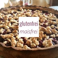 Glutenfreie Rezepte ohne Mais, maisfrei