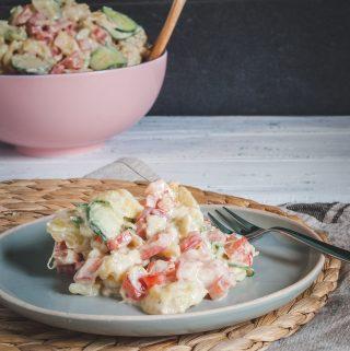 Glutenfreier Kartoffelsalat