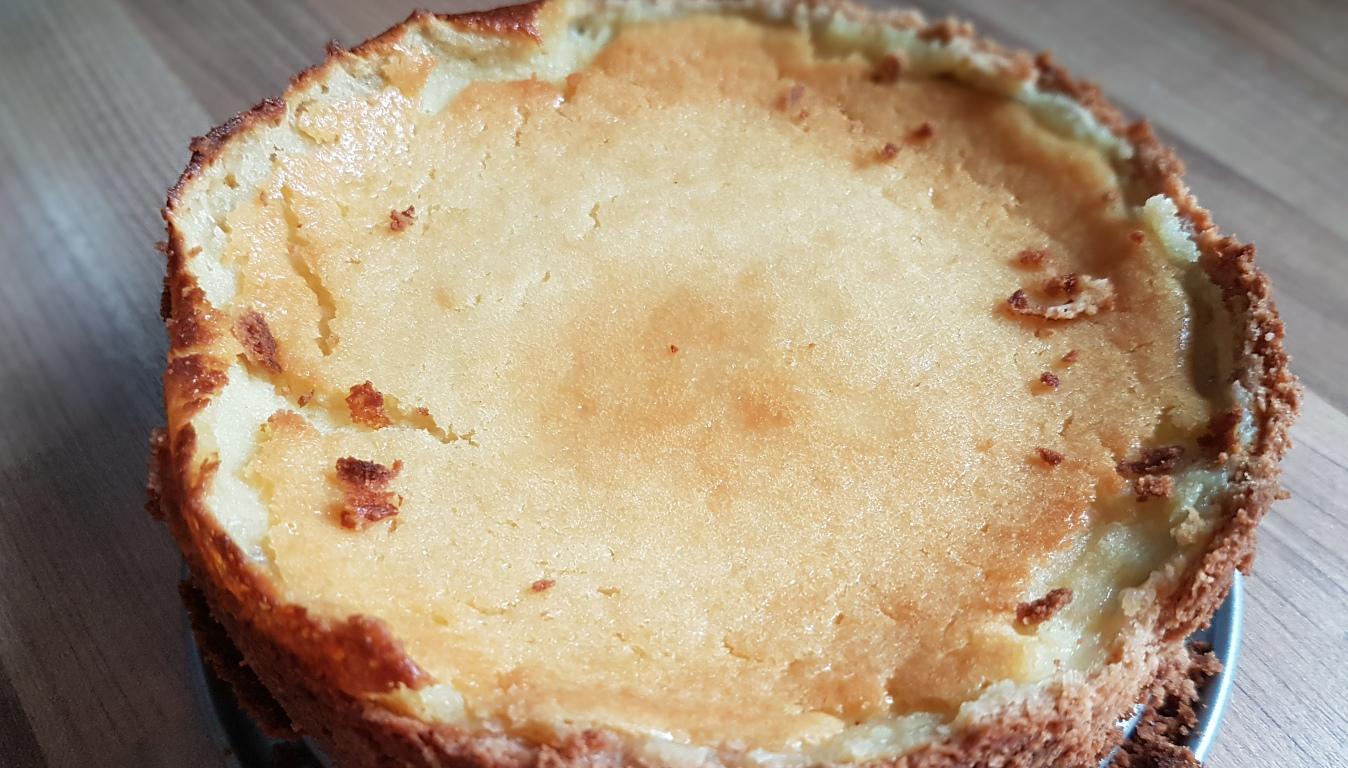 Käsekuchen vegan und glutenfrei1