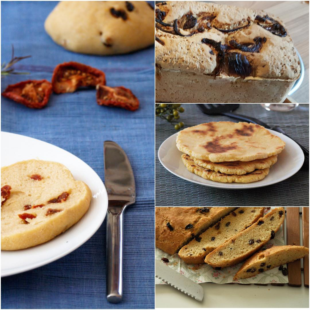 Leckeres glutenfreies Brot - Zusammenfassung der Verlosungsaktion