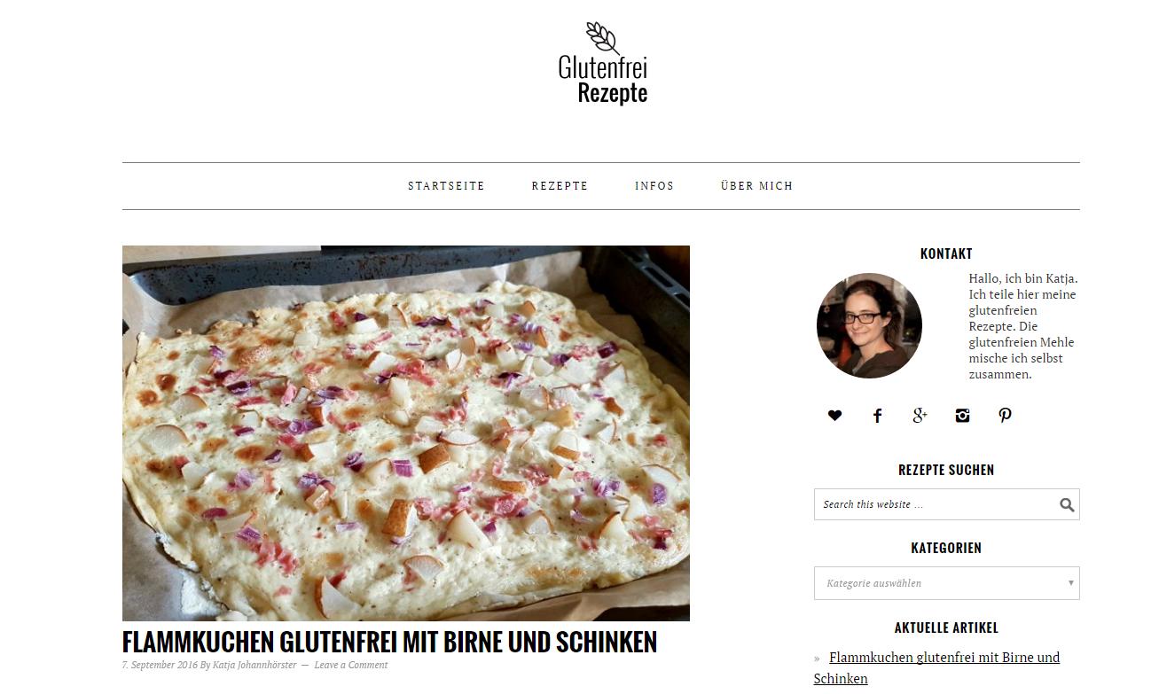 Neues Design Glutenfrei Rezepte