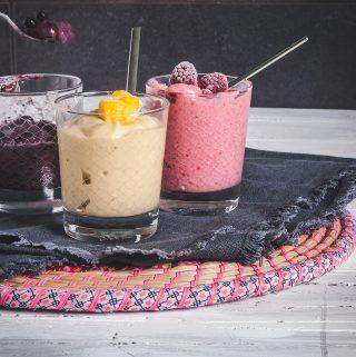 Nicecream - gesunde und leckere Eiscreme
