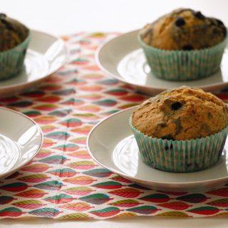 Saftige Beeren Sahne Muffins mit Vanille Aroma 2.0 REBAKE