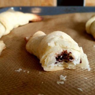 Schoko Croissants glutenfrei selber machen