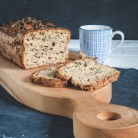 Vollkornbrot glutenfrei backen