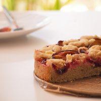 Zwetschgenkuchen glutenfrei und vegan