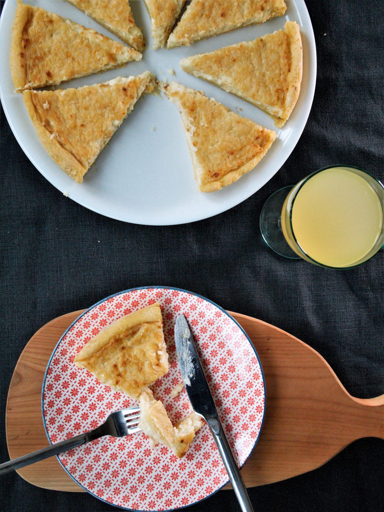 Zwiebelkuchen glutenfrei backen